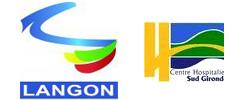 Logo CHU Langon